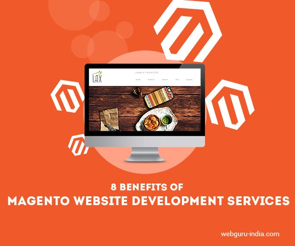 Magento Website Designing Company in Delhi