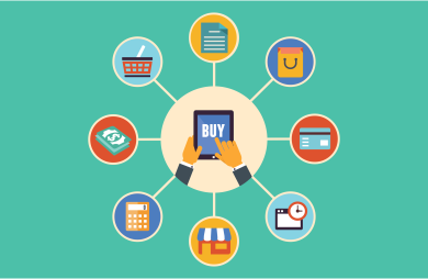 ecommerce web design and development in delhi